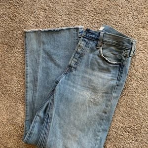 Levi's Altered Wide Leg
